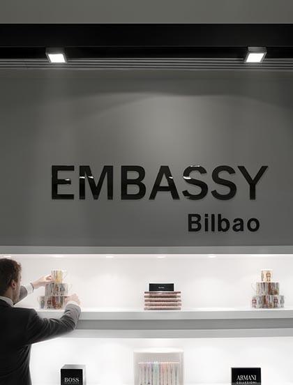 Embassy Bilbao BLUX