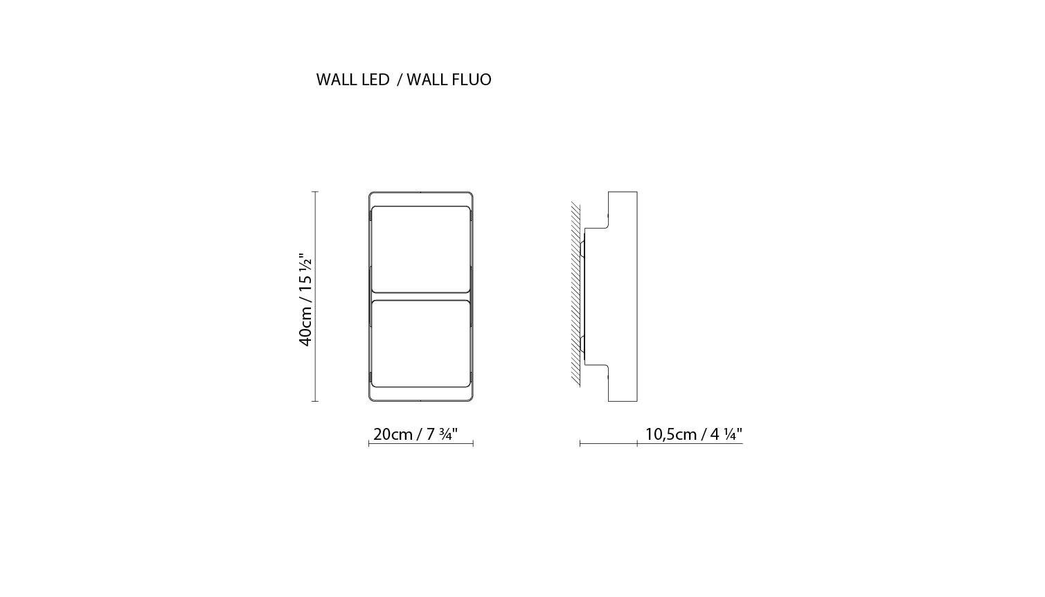 Wall BLUX