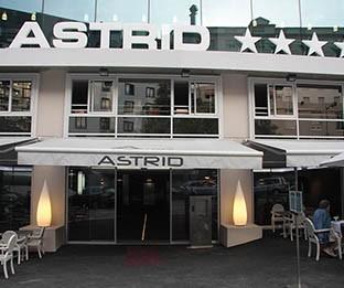 Hotel Astrid Lourdes