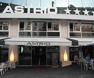 HOTEL ASTRID BLUX