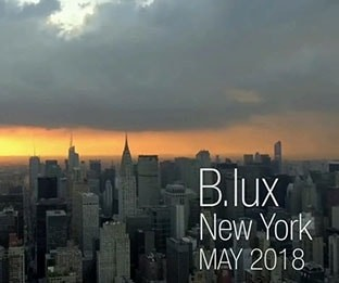 BLUX LIGHT + BUILDING 2018